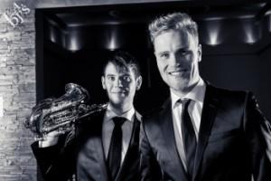 Saxofonist Tomas Delfgaauw & DJ Mister T Utrecht