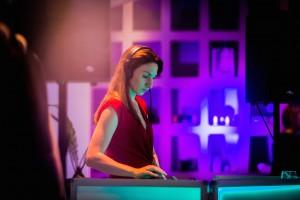 DJ Maura Hope, te boeken bij L.A.-DJ's Utrecht