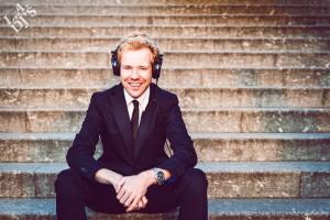 DJ Vincent, te boeken bij L.A.-DJ's te Utrecht