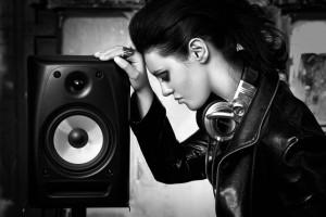 DJ met viool, te boeken bij L.A.-DJ's