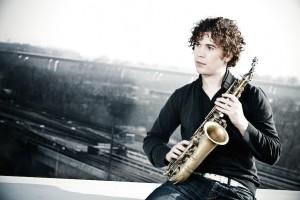 Yoran on Sax saxofonist Utrecht