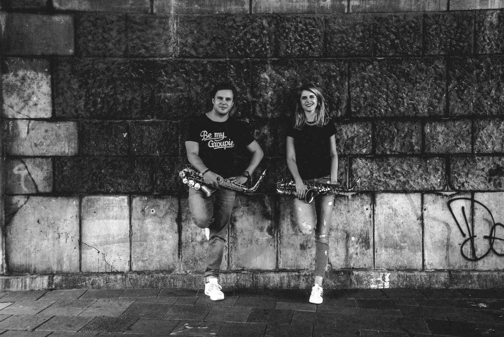 Boek nu The Opposite Sax bij L.A.-DJ's