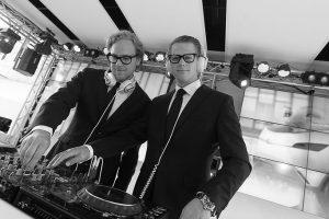 Boek Victor & Rolf nu bij L.A.-DJ's