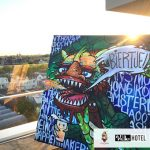 Boek Live Painter Leon nu bij L.A.-DJ's