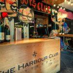 DJ rotterdam in the harbour club