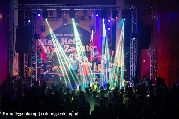 Boek Mag Het Wat Zachter nu bij L.A.-DJ's