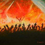 Boek Live Painter Eddy nu bij L.A.-DJ's
