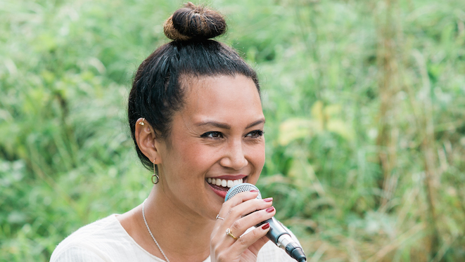 Jeanet Martherus zangeres foto 1